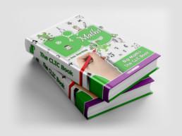Big Maths CLIC Book hardback printed publication