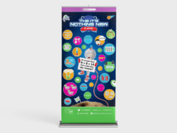 Illustrations Big Maths It's Nothing New game roller banner